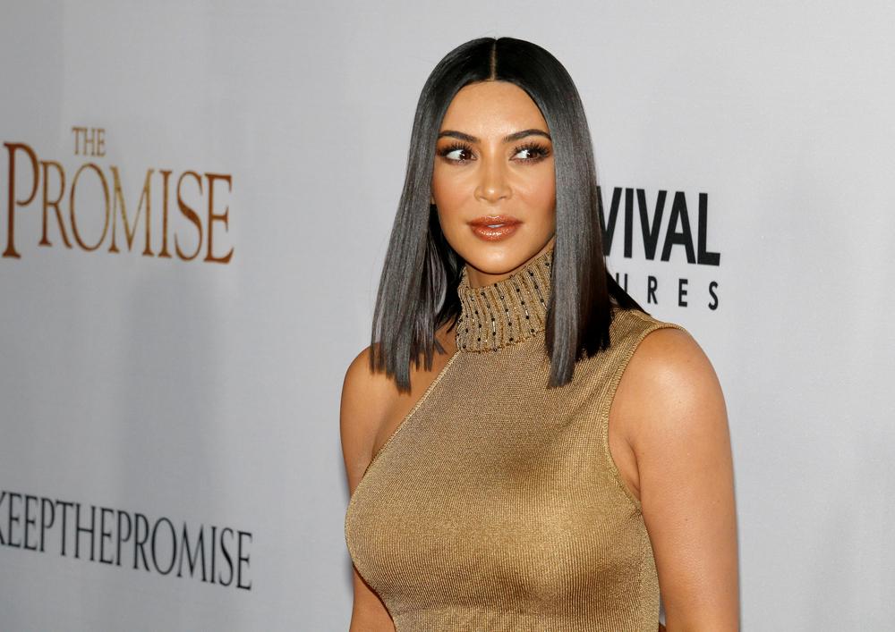 kim kardashian wig