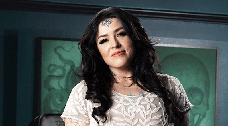 what happened to gia rose on ink masters?