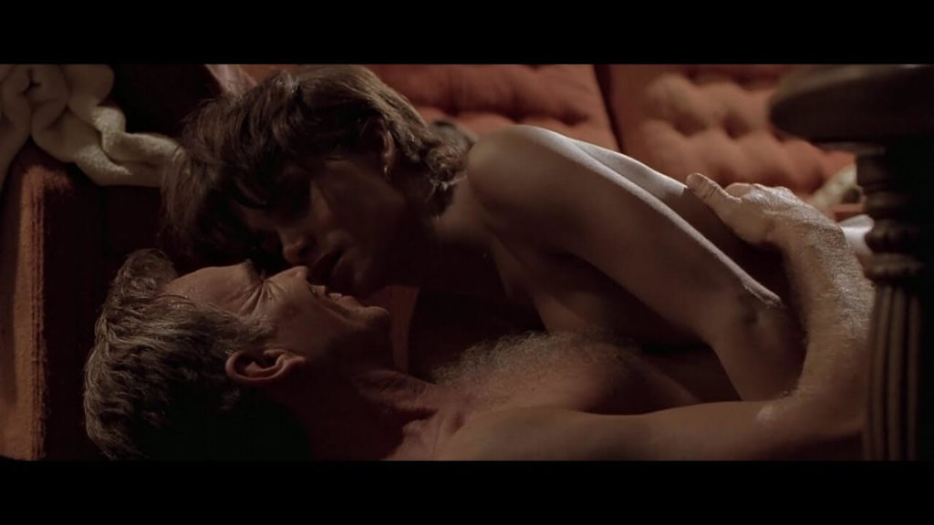 Halle Berry and Billy Bob Thornton Sex Scene in Monster's Ball