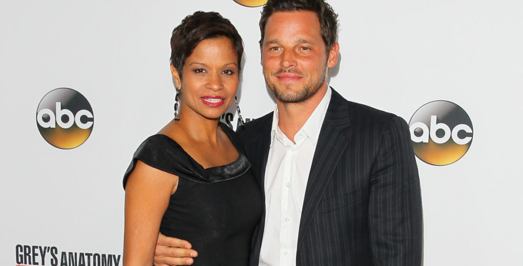 justin chambers spouse