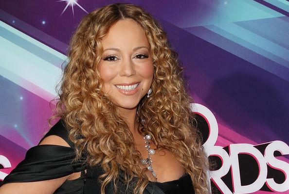 mariah carey curls
