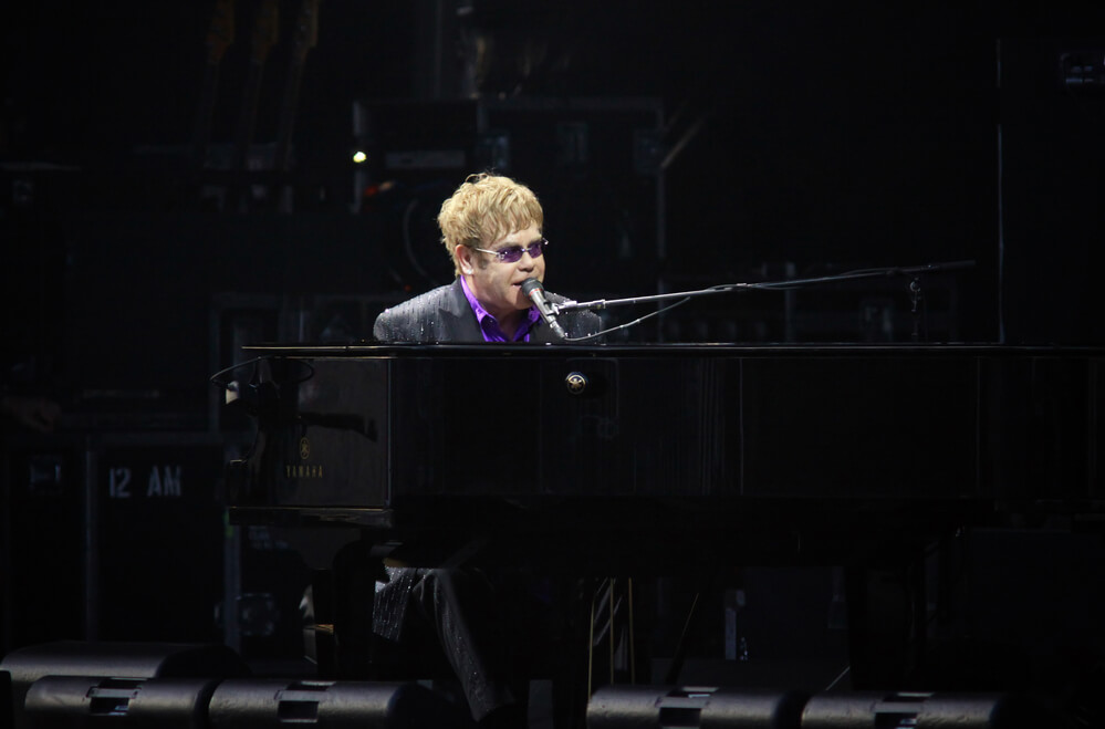 Elton John Bulimia