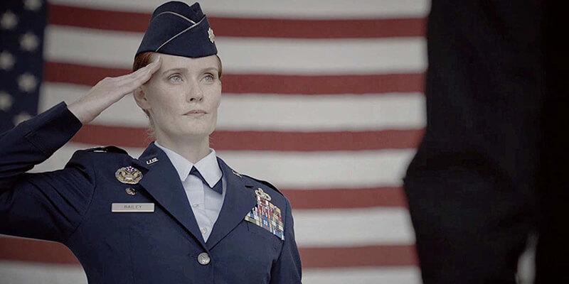 Jennifer Marshall Military