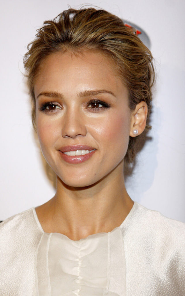 Jessica Alba used to suffer from OCD
