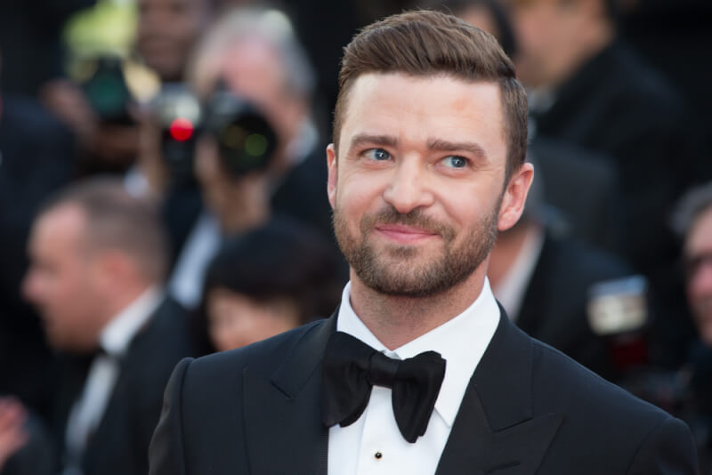 Justin Timberlake OCS