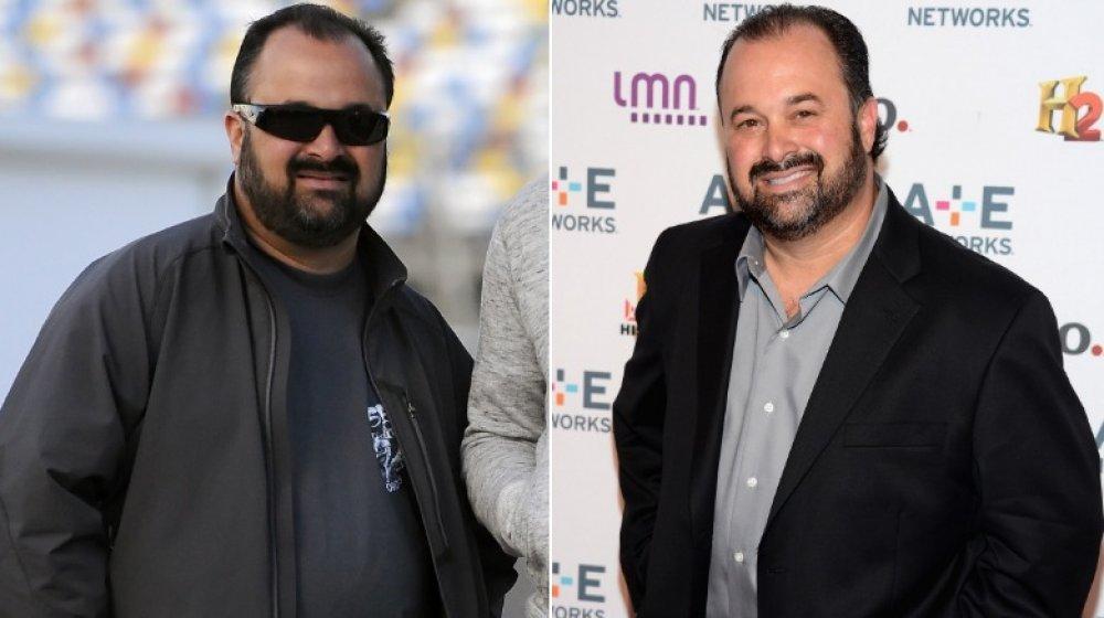 frank fritz weight loss