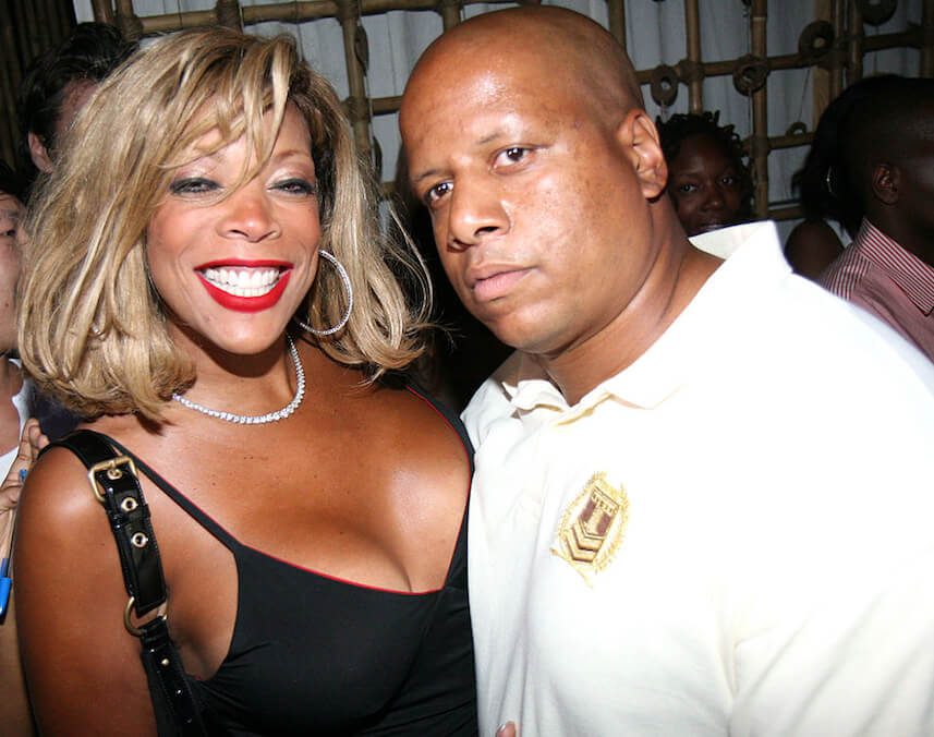 what does wendy williams' husband do for a living