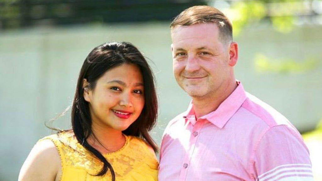 Eric and Leida Rosenbrook 90 day fiance