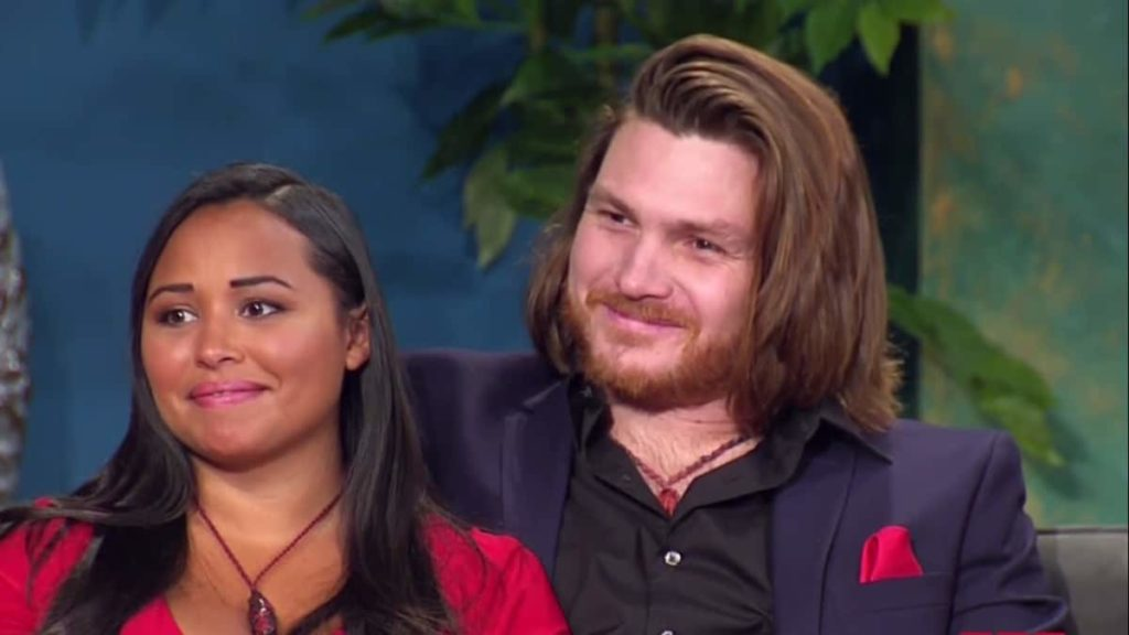 Tania and Syngin 90 Day Fiance