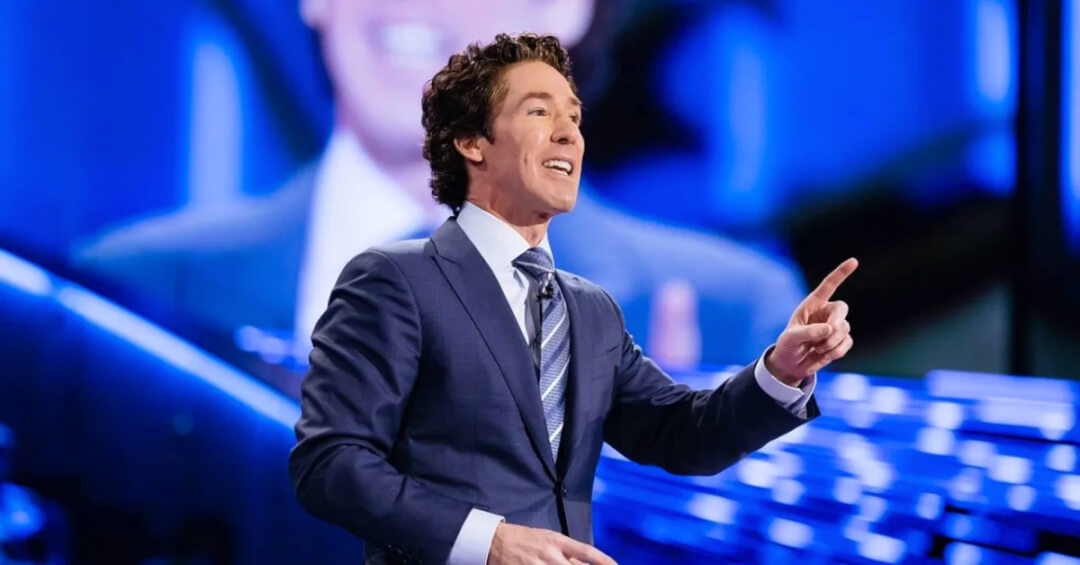 How much does Joel Osteen make