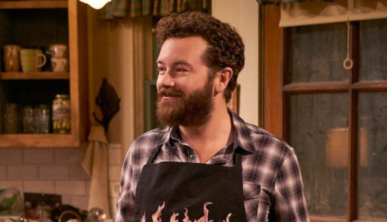 what happened to danny masterson?