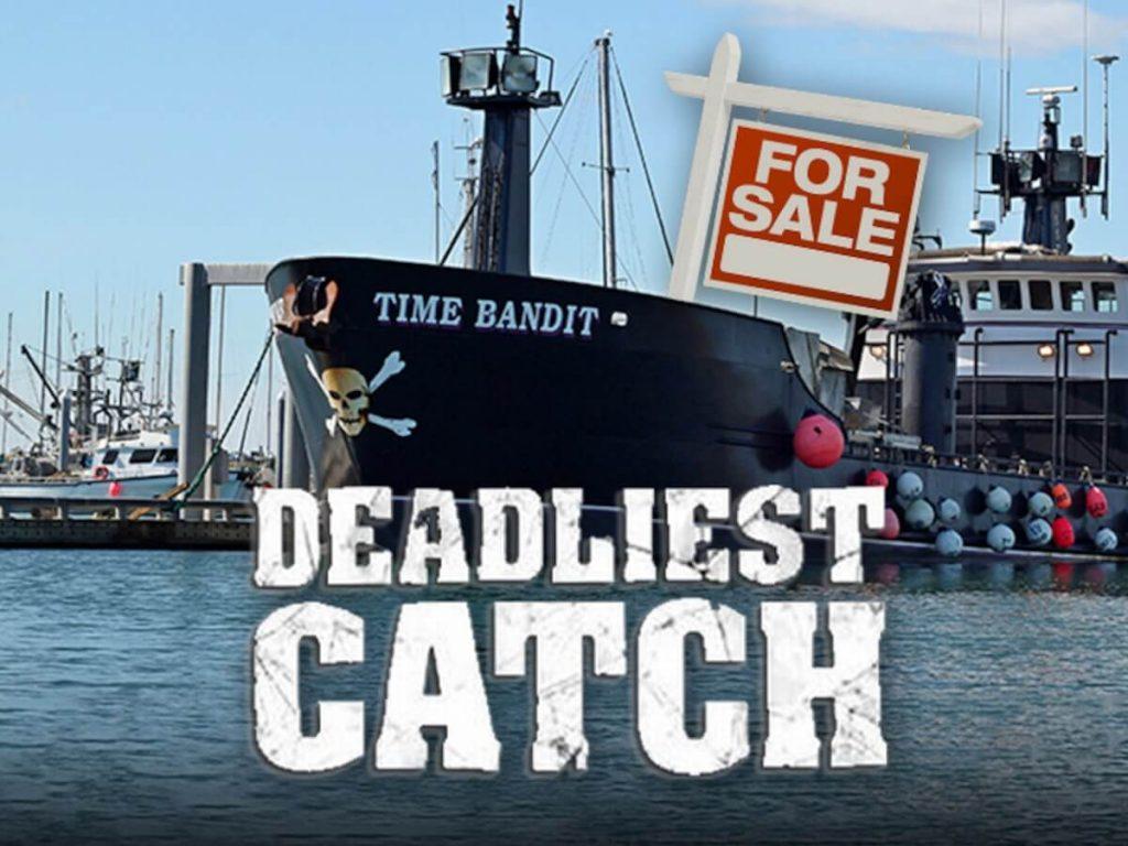 deadliest catch time bandit for sale