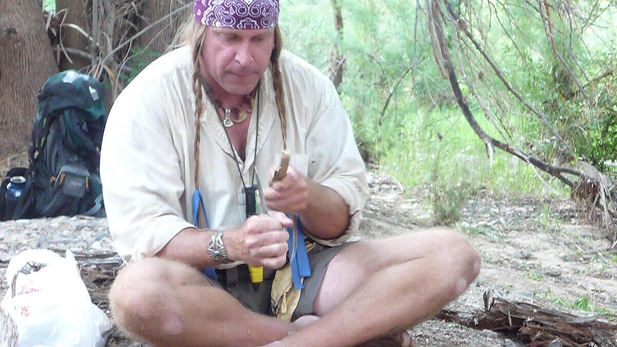 Cody Lundin dual Survival 1