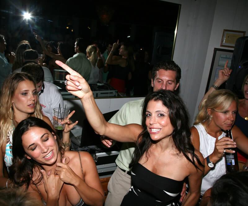 bethenny frankel jason hoppy party