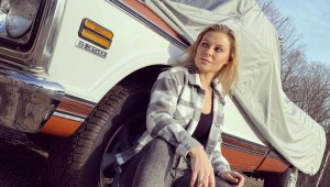 """This is the new girl on """"Garage Squad"""""""