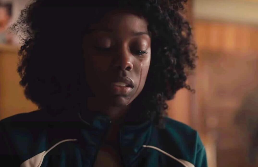"Birgundi Baker as Keisha on ""The Chi"""