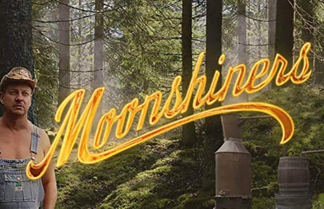 Is Moonshiners fake?