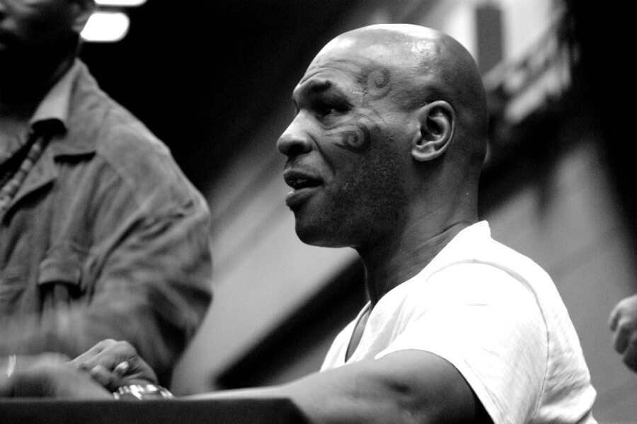 Mike Tyson bankruptcy