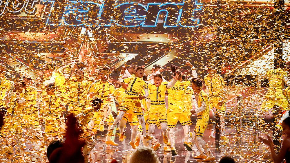 America' Got Talent Golden Buzzer