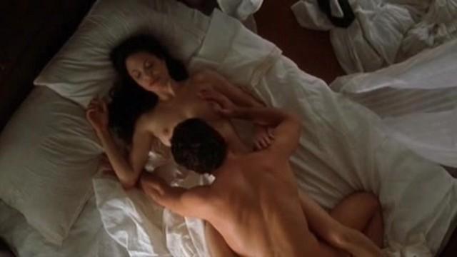 Angelina Jolie and Antonio Banderas sex scene