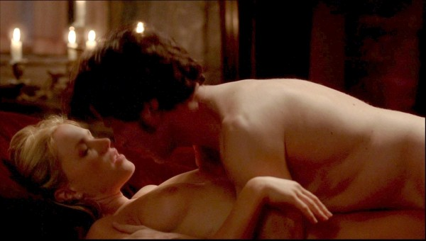 Anna Paquin and Stephen Moyer sex scene