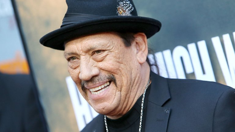 Has Danny Trejo been in the most movies?
