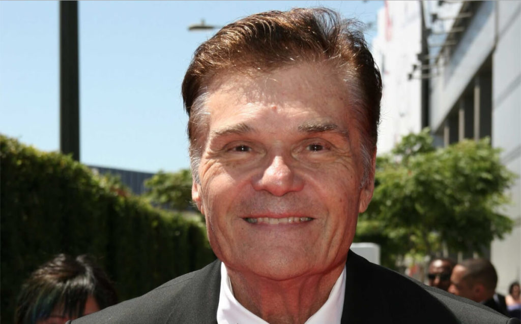 Has Fred Willard appeared in the most movies?