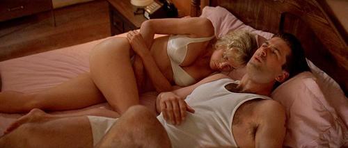Kim Basinger and Alec Baldwin sex scene