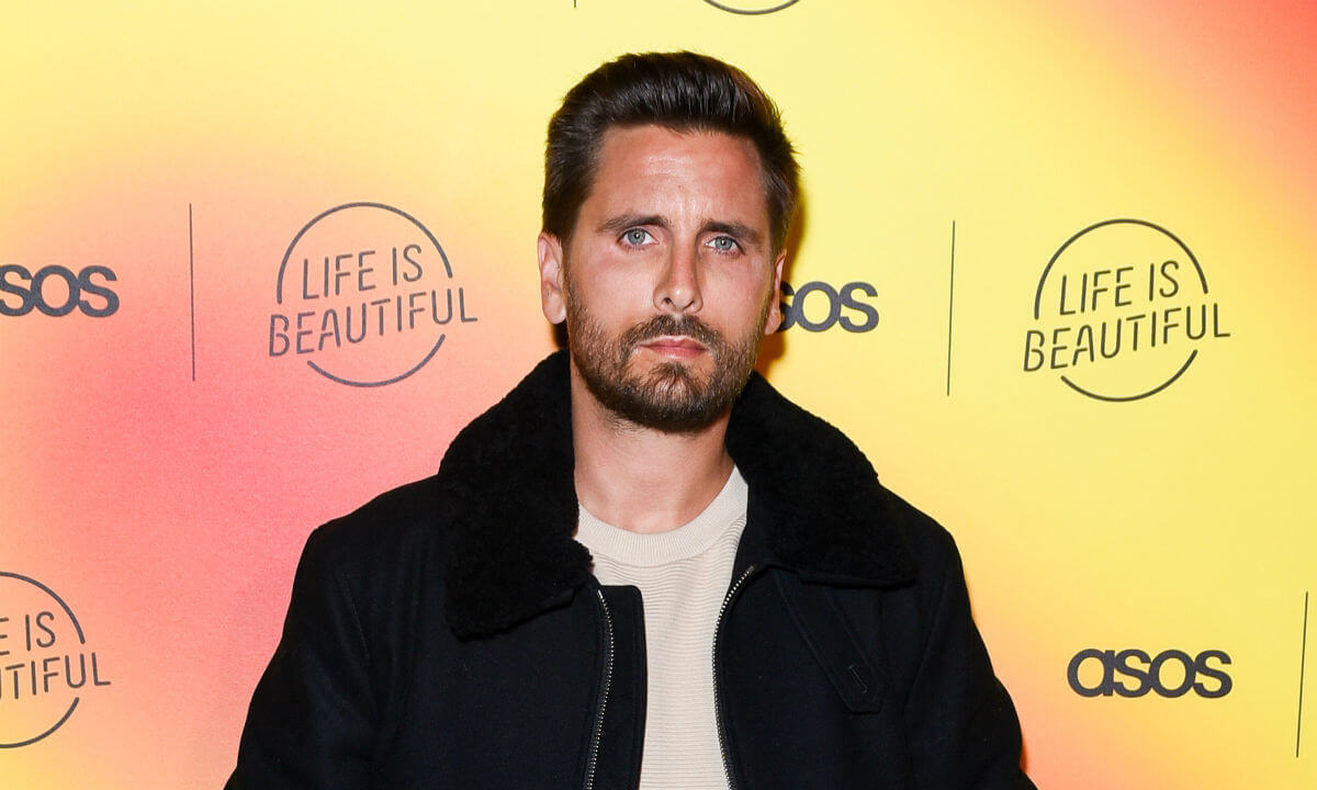 what does scott disick do for a living