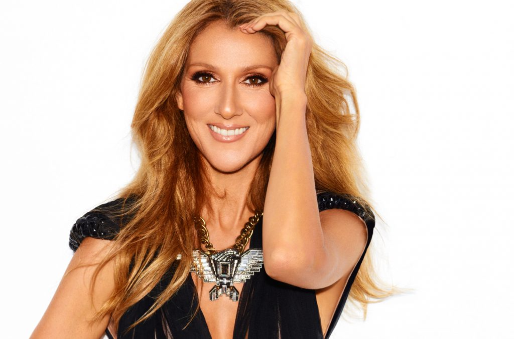 Celine Dion used to be in a band