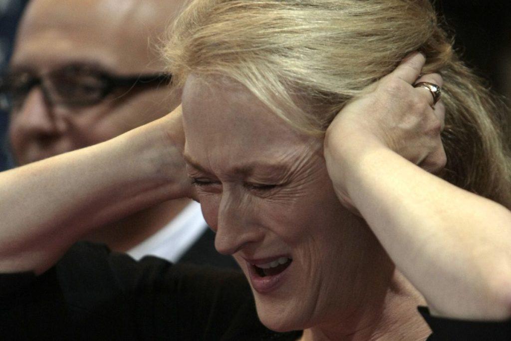 Meryl Streep can sing
