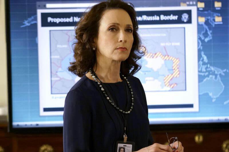 Bebe Neuwirth exits Madam Secretary