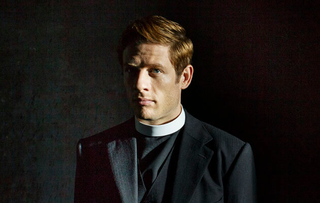 Why did James Norton leave Grantchester