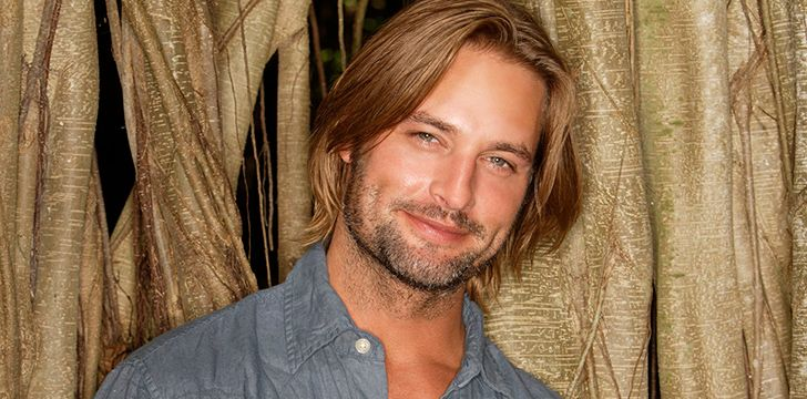 Josh Holloway long hair
