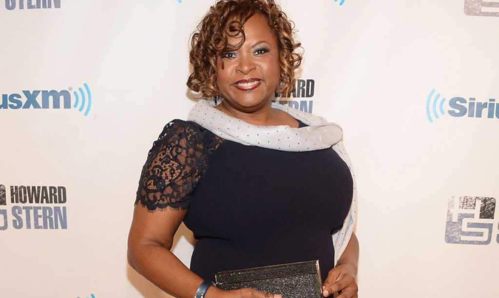 Robin Quivers Military