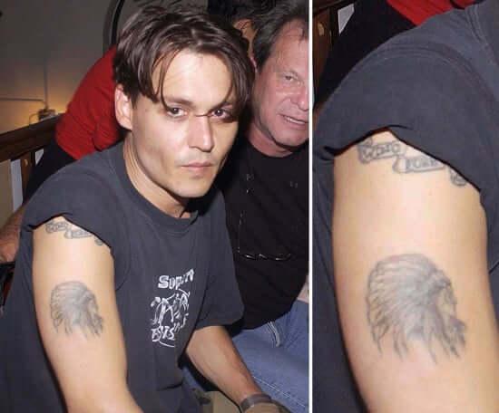 Johnny Depp winona forever