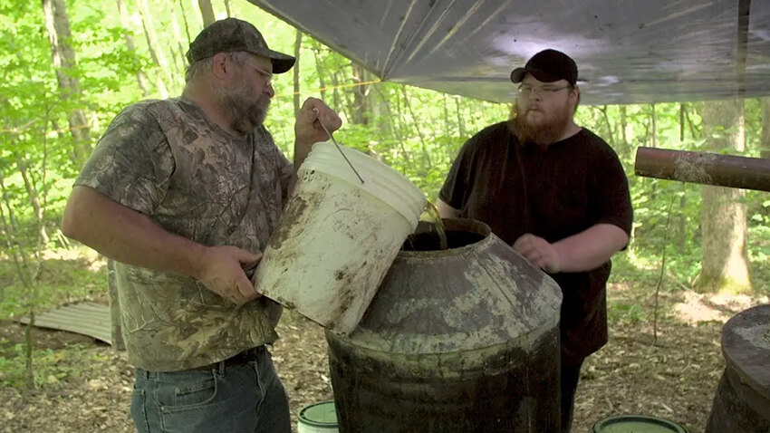 what happened to jeff and lance from moonshiners