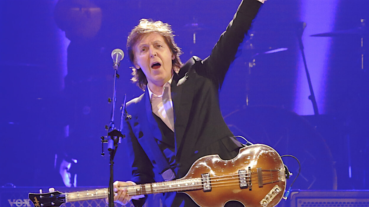 Paul McCartney is the richest rockstar in the world?