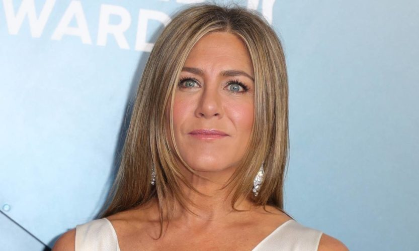 jennifer aniston eats one meal per day