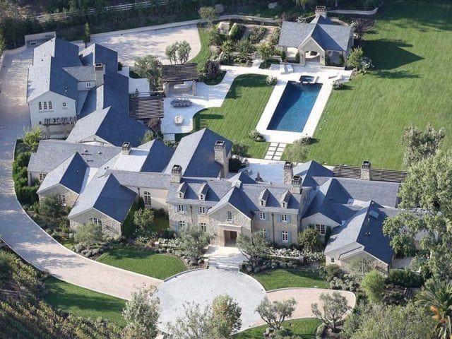 joel osteen mansion