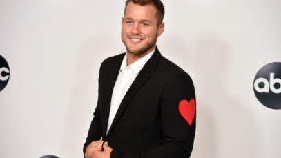 Here is what Colton Underwood does for a living