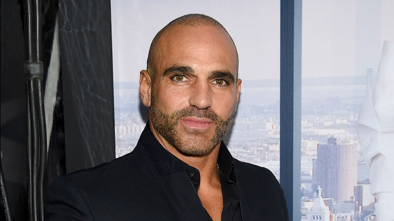 What does RHONJ Joe Gorga do for a living?