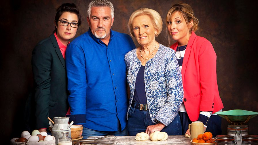 what happened to the hosts of the great british bake off