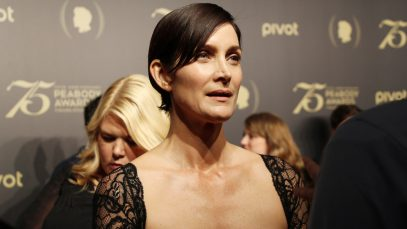 How much money does Carrie-Anne Moss have?