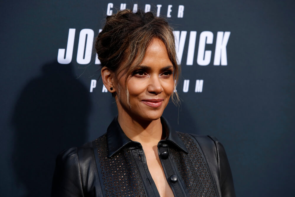 Halle Berry Training for John Wick