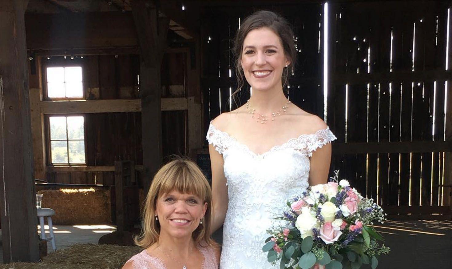 Molly Roloff getting marriedd