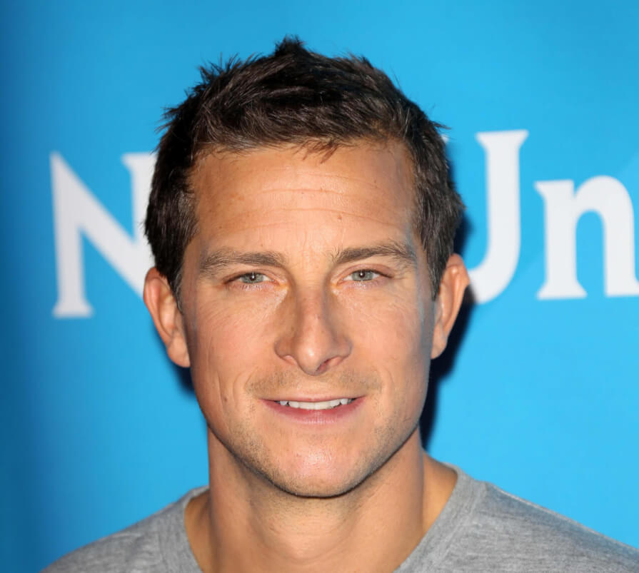 How rich is Bear Grylls?