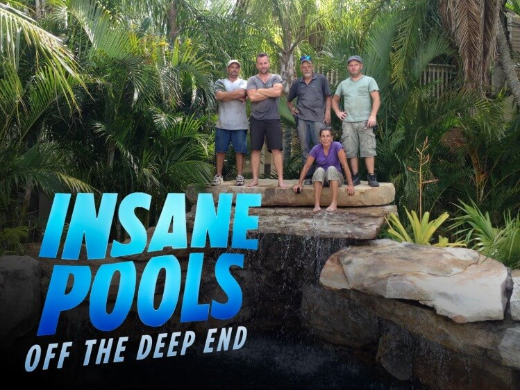 What happened to Sunshine on Insane Pools?