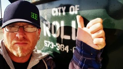 Roli on Counting Cars