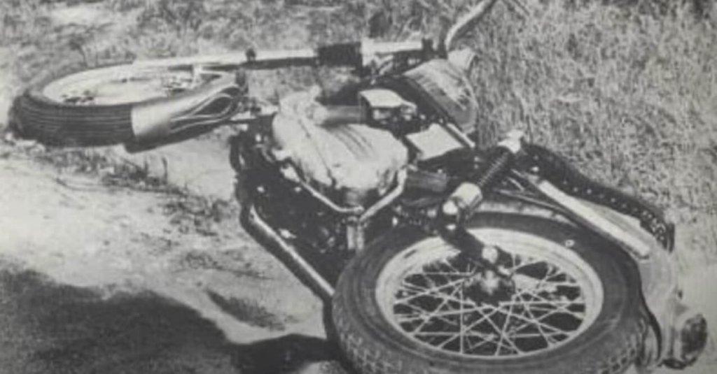 duane allman accident motorcycle